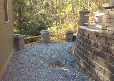 Belgard Retaining Walls - 5