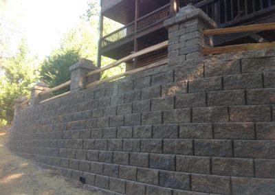 Belgard Retaining Walls - 6