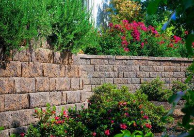 Belgard Retaining Walls - Anchor 9D virtual joint