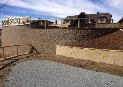Belgard Retaining Walls - Anchor Diamond Pro Carriage House 2