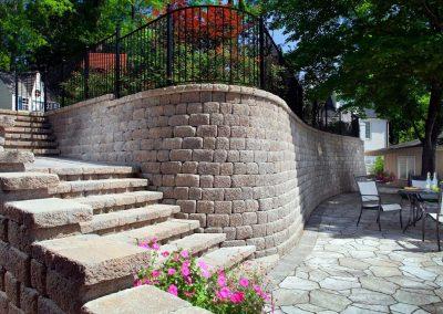 Belgard Retaining Walls - Wall