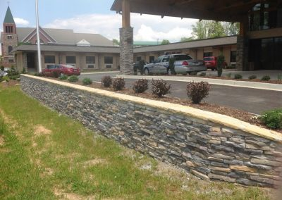 Manufactured Stone - Kentucky and Bucks County Ledge Mix