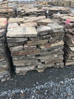 Natural Stone - Fieldstone Caps 2