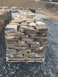 Natural Stone - Fieldstone Caps