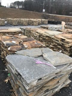 Natural Stone - Flagstone 2 inch