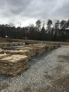 Natural Stone - Flagstone Inventory