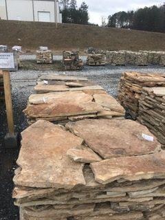 Natural Stone - Flagstone Regular