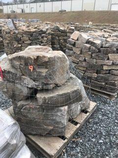 Natural Stone - Garden Boulders