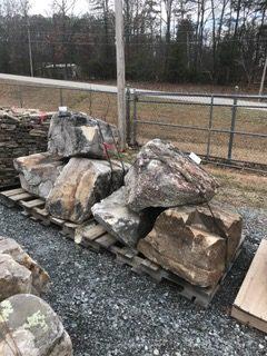 Natural Stone - Landscape Boulders - Large Boulders 2
