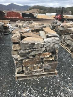 Natural Stone - Long Thick Stack