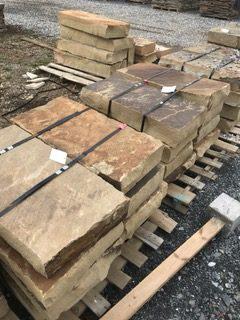 Natural Stone - Quarry Steps 2