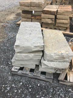 Natural Stone - Quarry Steps Gray