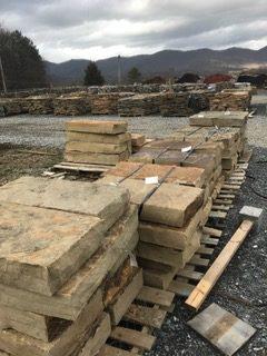Natural Stone - Quarry Steps