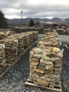 Natural Stone - River Rounds Medium