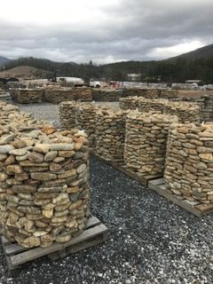 Natural Stone - River Rounds Small