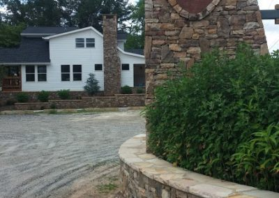Natural Stone - Tennessee stack w Field Stone 2
