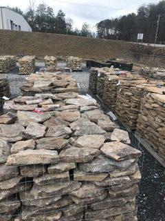 Natural Stone - Thin Fieldstone 2