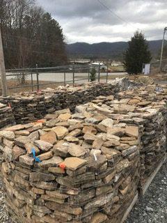 Natural Stone - Thin Stack